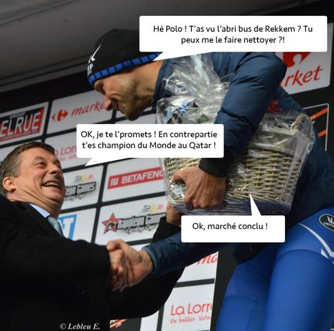 Tournai, Mouscron, Boonen, Delannois, Eurométropole tour