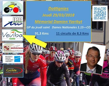 Damien, Yzerbyt, Dottignies, course, cycliste