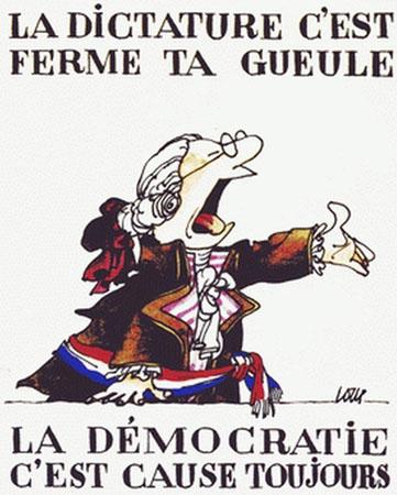 démocratie