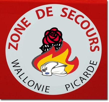 Pompier wallonie picarde