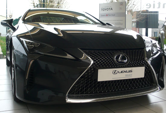 Lexus Mouscron